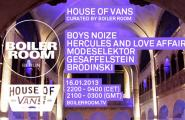La Boiler Room à Berlin avec Brodinski, Gesaffelstein, Hercules and Love Affair