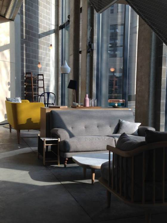 Le Living Room Caf Et Boutique Design Bruxelles