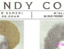 Dandy Cool avec Moustache Machine, Cobalt & More