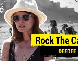 Rock The Calvi : Deedee à Mar A Beach