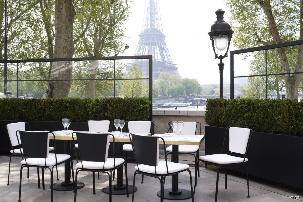 18 terrasses chics et chauff es paris. Black Bedroom Furniture Sets. Home Design Ideas