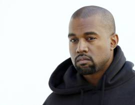 Kanye West fait le point chez SHOWstudio
