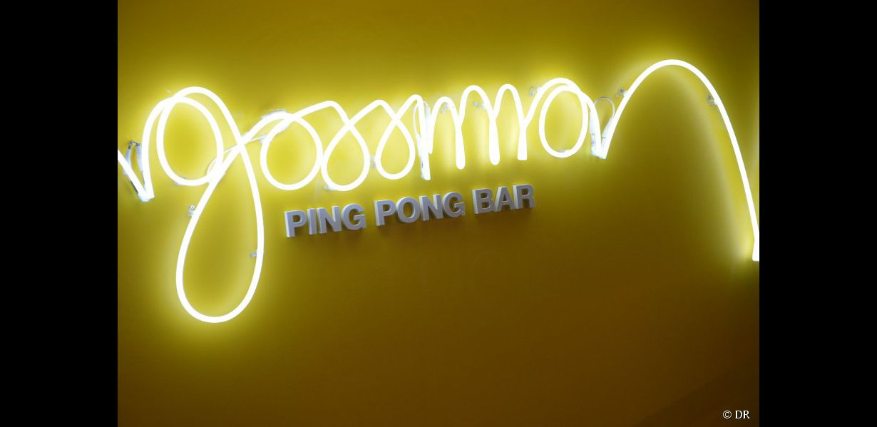 Gossima, bar à Ping Pong à Paris