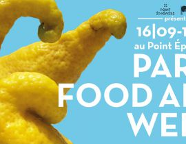 Une Paris Food Art Week aura lieu en septembre
