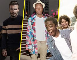 Stranger Things pour Louis Vuitton, Pharrell et adidas... Les news mode !