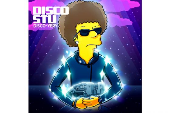 Joseph King : les Simpsons version Grime