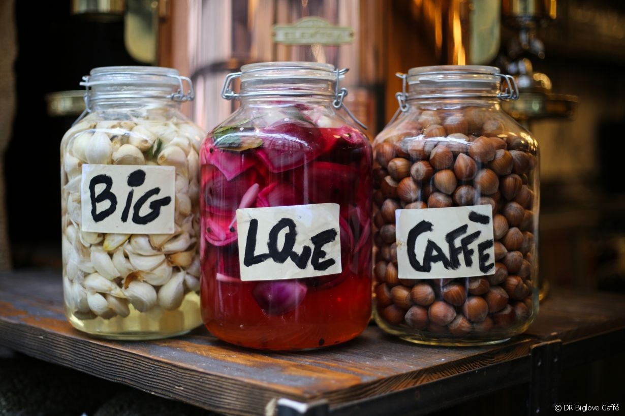 Biglove Caffé, 30 rue Debelleyme, 75003 Paris - Photo 16