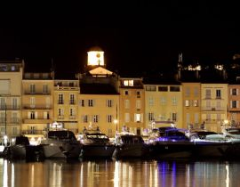 Before and After à Saint-Tropez