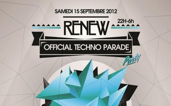 Le Renew, c'est samedi, are you READY ?