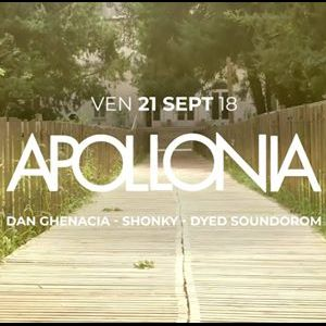 Apollonia all night long à La Clairière le 21 septembre 2018