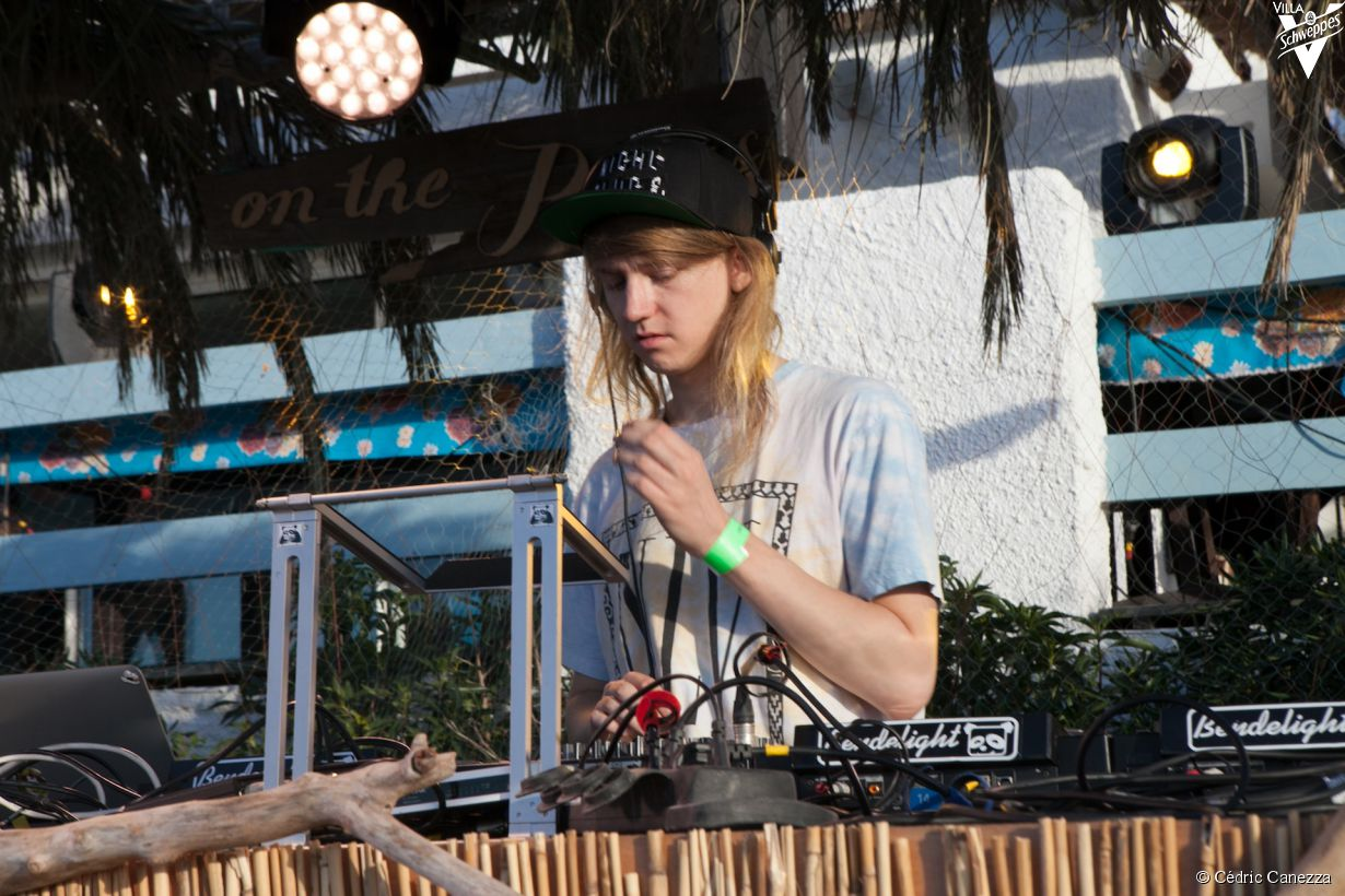 Calvi On The Rocks - DJ set de Cashmere Cat