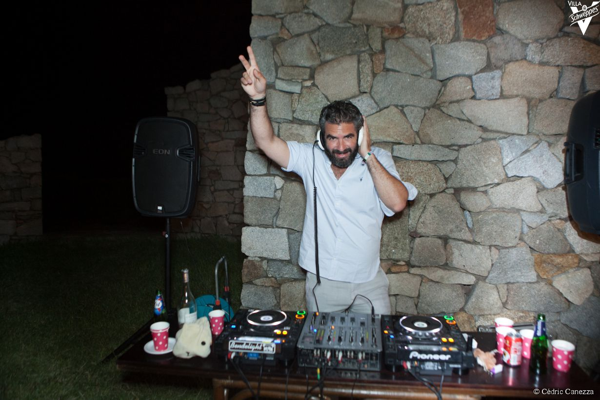 Calvi On The Rocks - le DJ
