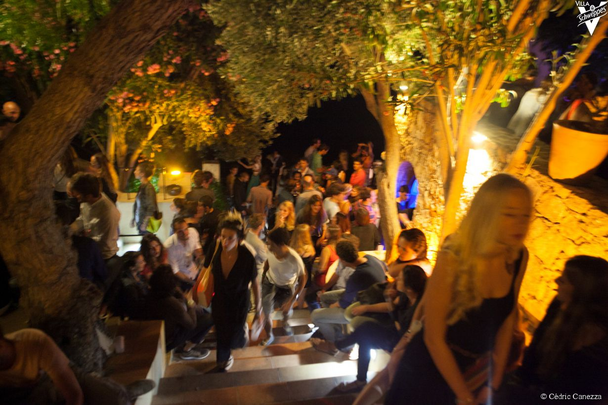 Calvi On The Rocks - Direction l'after party!