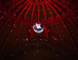 """Opening Grand Palais des Glaces : """"Get Together on ice"""", c'est parti !"""
