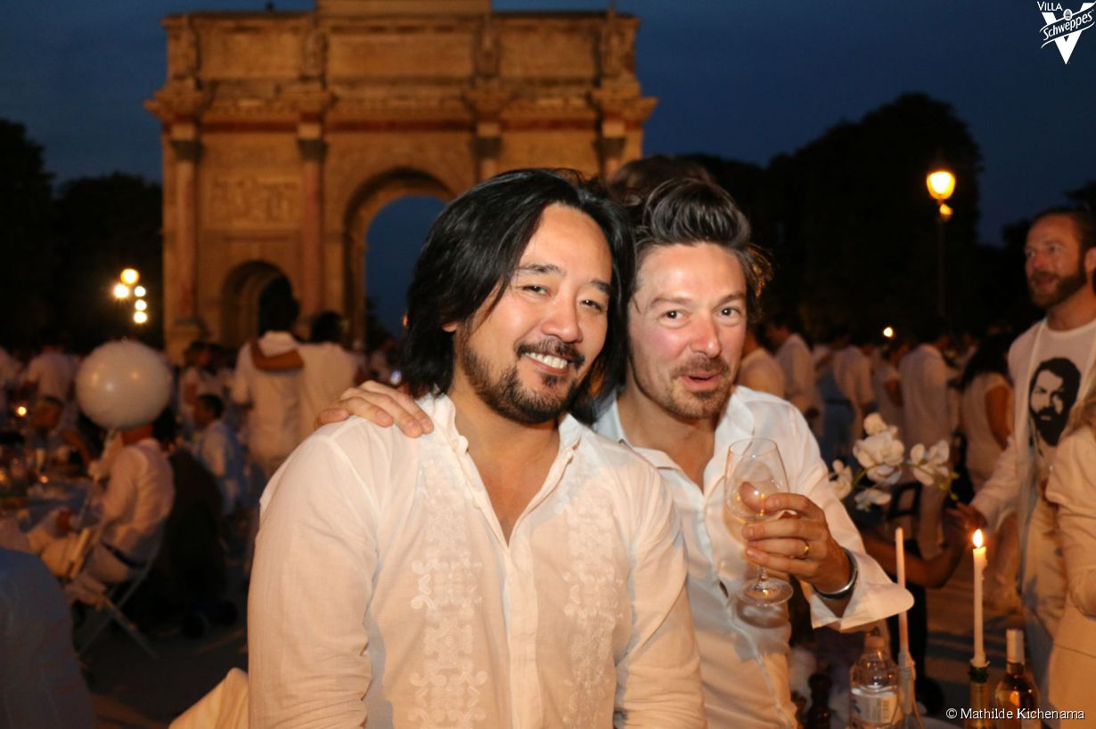 Le diner en blanc 2015 - 47 (Johnny Saigon)