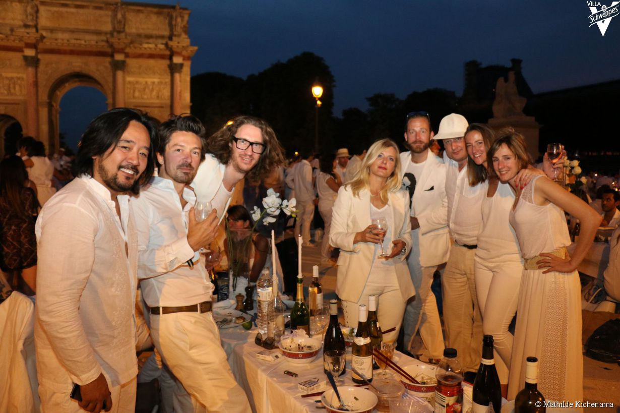 Le diner en blanc 2015 - 49 (Johnny Saigon)
