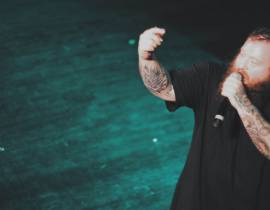 Action Bronson régale le Trianon