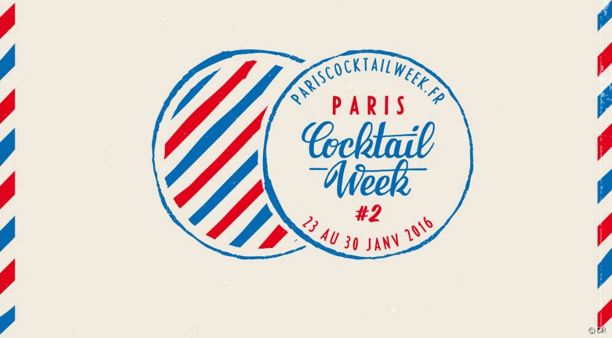 La Paris Cocktail Week 2016
