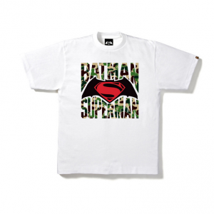La collection capsule Bape x Batman v Superman<em>. </em>