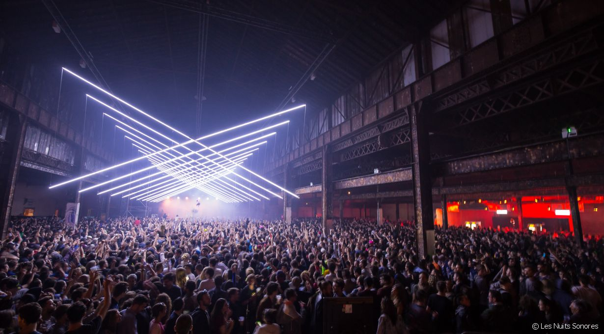 Les Nuits Sonores