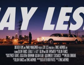 """Say Less"" le mini-film timbré de Dillon Francis et G-Eazy"