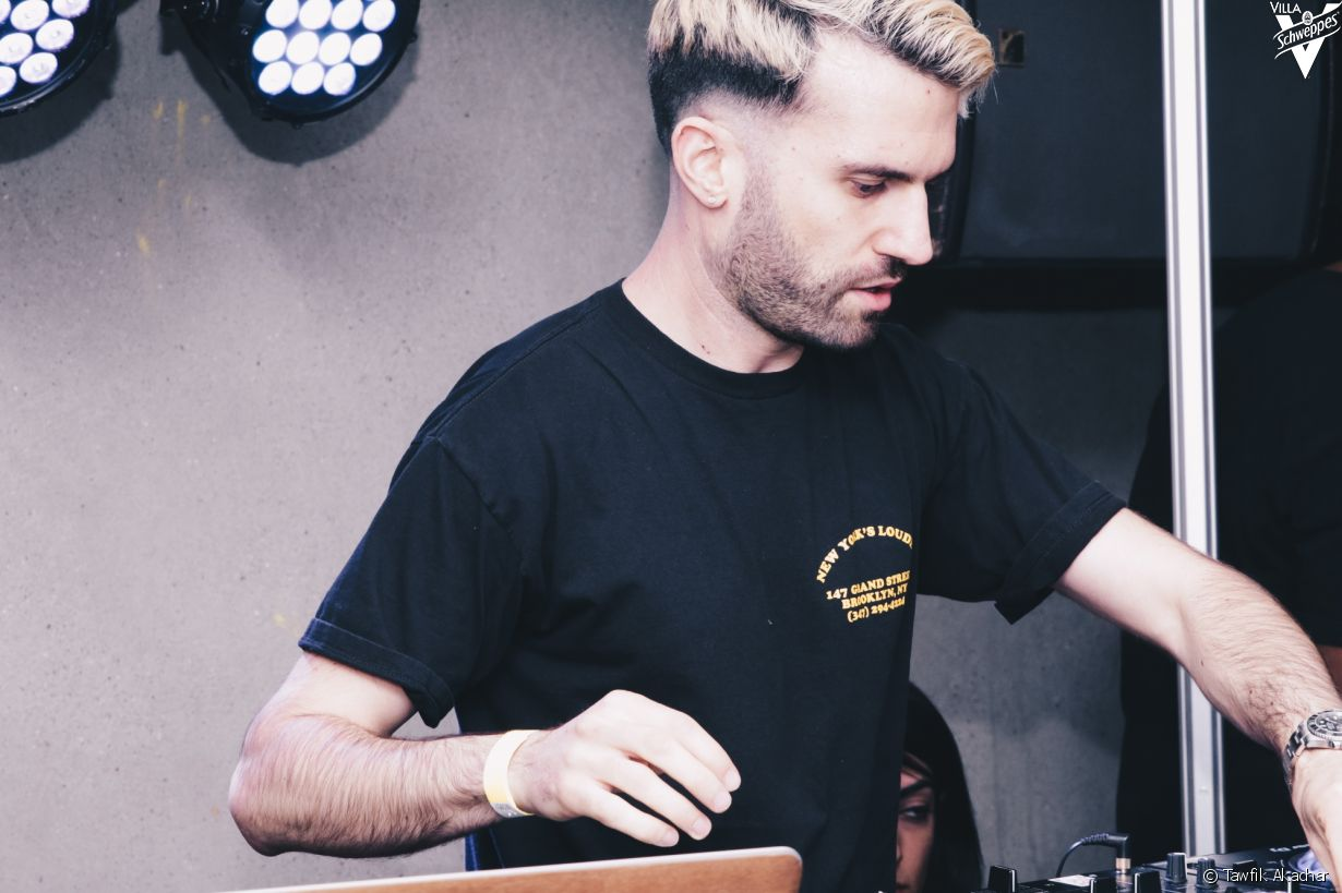 Yard Summer Club au Wanderlust, le 11/07/17 - photo 16 (A-Trak)