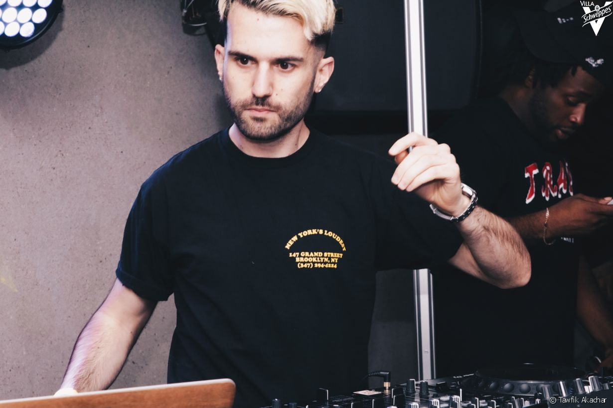 Yard Summer Club au Wanderlust, le 11/07/17 - photo 17 (A-Trak)