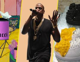 La collection déco de Gucci, Puma x Jay Z, H&M... Les news mode