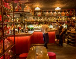 No Entry : le speakeasy du Pink Mamma