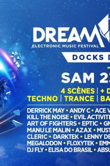 Le Dream Nation Festival 2017