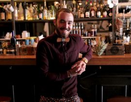 Interview : Gabriel Pons, barman au Calbar