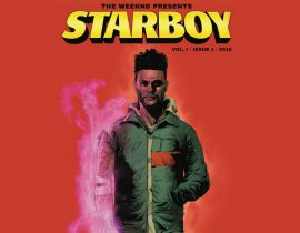 The Weeknd s'associe à Marvel pour la BD 'Starboy'