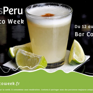 Paris Pisco Week