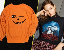 Bape, Bandulu, Topshop (et Stranger Things)... Les news mode d'Halloween