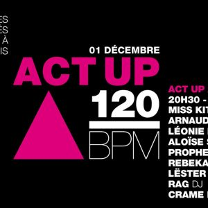 Act Up à 120 BPM