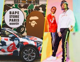 Urban Outfitters à Paris, New Era x Dragon Ball Z... Les news mode