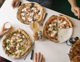 Bricktop Pizza : bienvenue dans le temple de la pizza