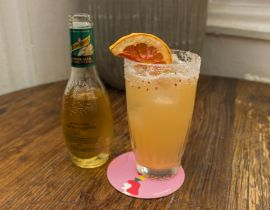 Recette : le Paloma Papers du bar d'Ober Mamma
