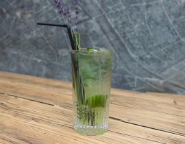 Recette cocktail : le Cucumber du Refuge