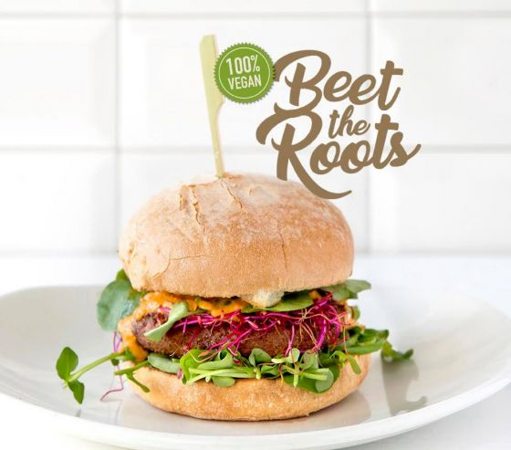 """Beet The Roots"", le vegan"