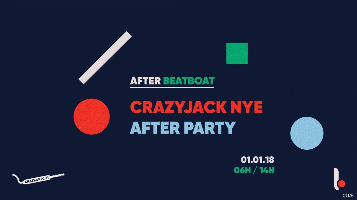 L'after CrazyJack du 1er janvier 2018