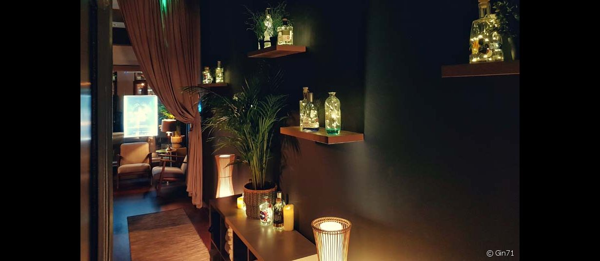 Le Gin Spa à Glasgow - Photo 1