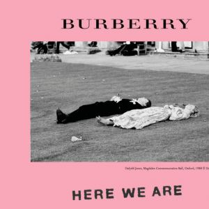 "Exposition ""Here We Are"" de Burberry, du 26 janvier au 4 février 2018"