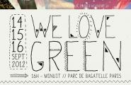Que faire vendredi à la We love Green ?