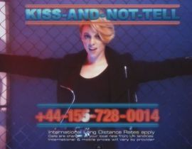 """La Roux : son clip eighties de """"Kiss And Not Tell"""""""