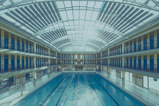 Photos les 10 plus belles piscines de paris for Piscine pailleron