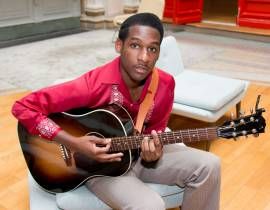 Leon Bridges, la belle voix soul venue du Texas