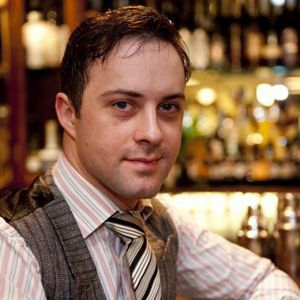 Marian Beke, bartender du Night Jar à Londres