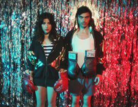 On y était : la projection du live de Lilly and the Prick !