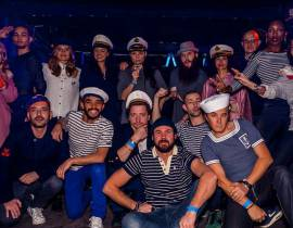 Interview : le collectif Mona, entre bonne house et Dance Contest